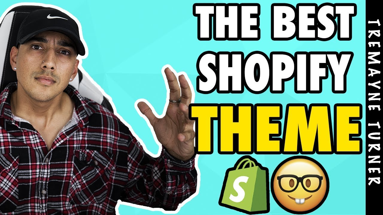 HIGHEST CONVERTING SHOPIFY THEME FOR 2019 (SHOPIFY DROPSHIPPING)