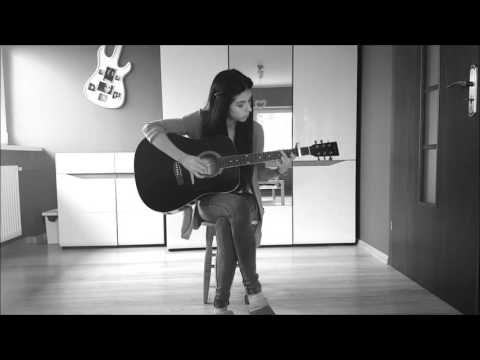 Yiruma- River Flows In You (arranged by Sungha Jung) Guitar Cover (Aleksandra Kotwicka)