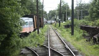 Seashore Trolley Museum Ride Part 2