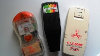 REVIEW - How Do Ghost Hunting Meter EMF Detectors work?