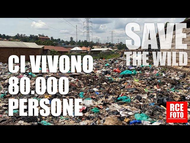 Ci vivono in 80.000 persone