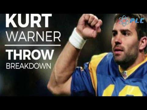 Kurt Warner Throwing Breakdown