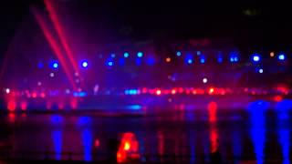 Фестиваль света в Останкино