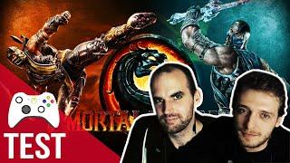 Test - Mortal Kombat (FR) (Xbox 360)