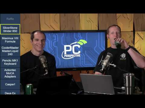 PC Perspective Podcast 417 - 9/15/16