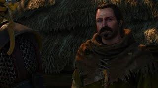 «Ведьмак 3: Дикая Охота» — Заказ таинственные следы.