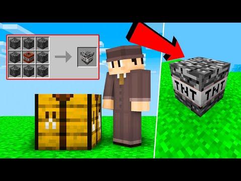 TNT, KTÓRE POWINNO BYĆ ZAKAZANE! | Zagrajmy w Minecraft