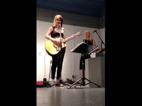 Venus DeMars and Lynette Reini-Grandell at the Prove Gallery