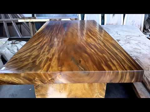 Bali Wood Slab - Acacia Wood