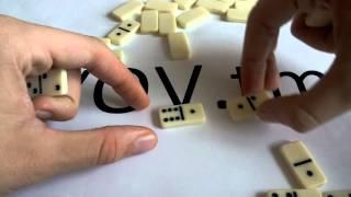 Настольная игра-домино(классическое).
