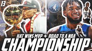 KAT WINS MVP!! NBA CHAMPIONSHIP?!!   NBA 2K20 MINNESOTA TIMBERWOLVES MYLEAGUE