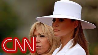 Melania Trump undergoes kidney procedure