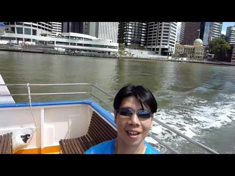 Brisbane City South Bank Parklands