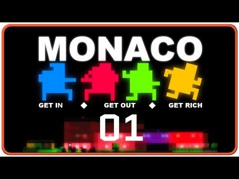 Monaco #01 [German, HD] - What's Yours Is Mine [mit Knasti und FreshFriendz]