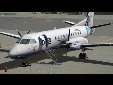Estrenamos avión! | Saab 340A | XPlane 10 [IVAO]