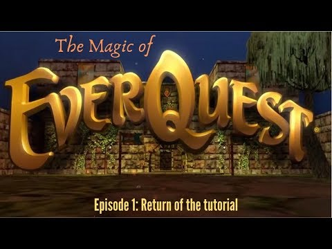 Playing Everquest in 2018