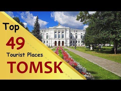 """TOMSK"" Top 49 Tourist Places   Tomsk Tourism   RUSSIA"