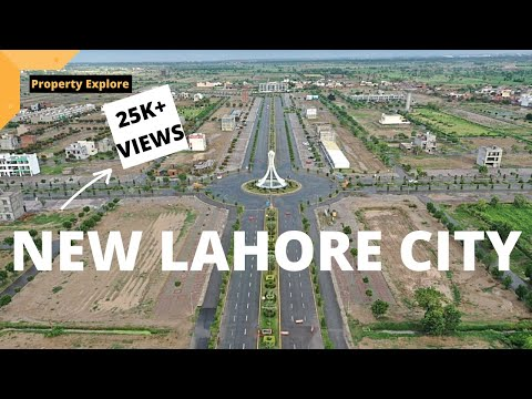 New Lahore City - Complete details of Project.