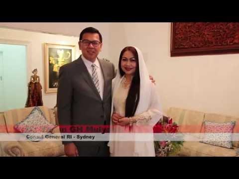 Open House - Perayaan Hari Raya Idul Fitri 1436H - Sydney Australia