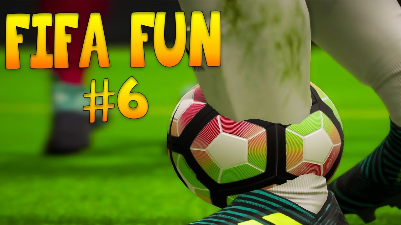 Fifa 18 Funny Fails #6 - Hit Boxes Fun, Bugs and other Funny Stuff