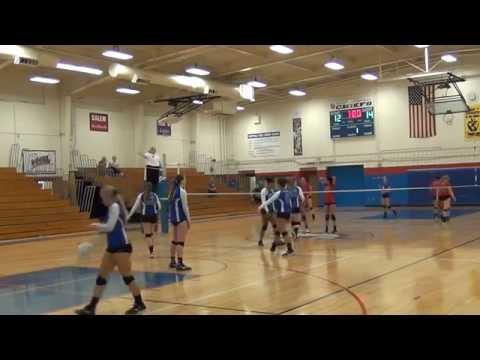 High School Volleyball - Kempsville vs Green Run