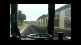 Dmu Diesel Train Driver 39 S Eye View Wsr