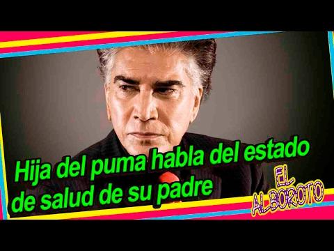 Genesis, da detalles de la salud de Jose Luis Rodriguez el Puma