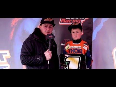 Zane Stephens Interview @ The Judd Premier Mx Cup Preston Docks UK