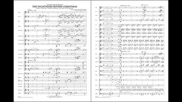 Selections from The Nightmare Before Christmas by Elfman/arr. Brown