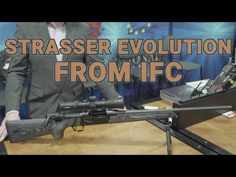 IFC debuts the innovative Strasser Evolution rifle