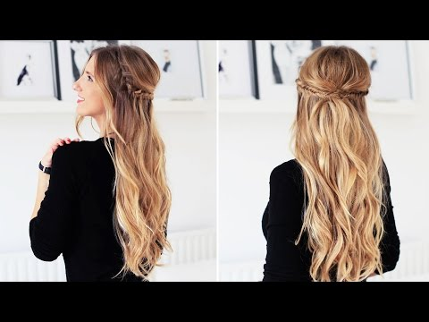 How to Fishtail Braid Your Hair - The Trend Spotter