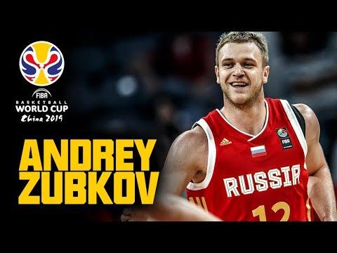 Andrey Zubkov | FULL HIGHLIGHTS - First Round | FIBA Basketball World Cup 2019