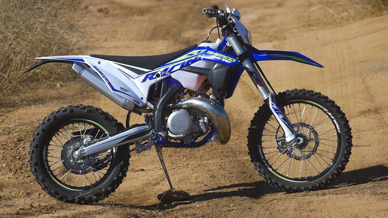 2018 Sherco 300 SE-R 2 Stroke - Dirt Bike Magazine