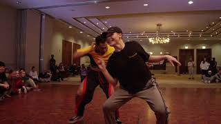 Sandy & Maniek | Better - Lorine Chia Feat. Todd Simon | Take Flight Halloween Intensive 2017