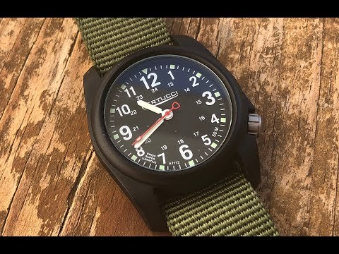 The Bertucci DX3 Field Watch: The Full Nick Shabazz Review