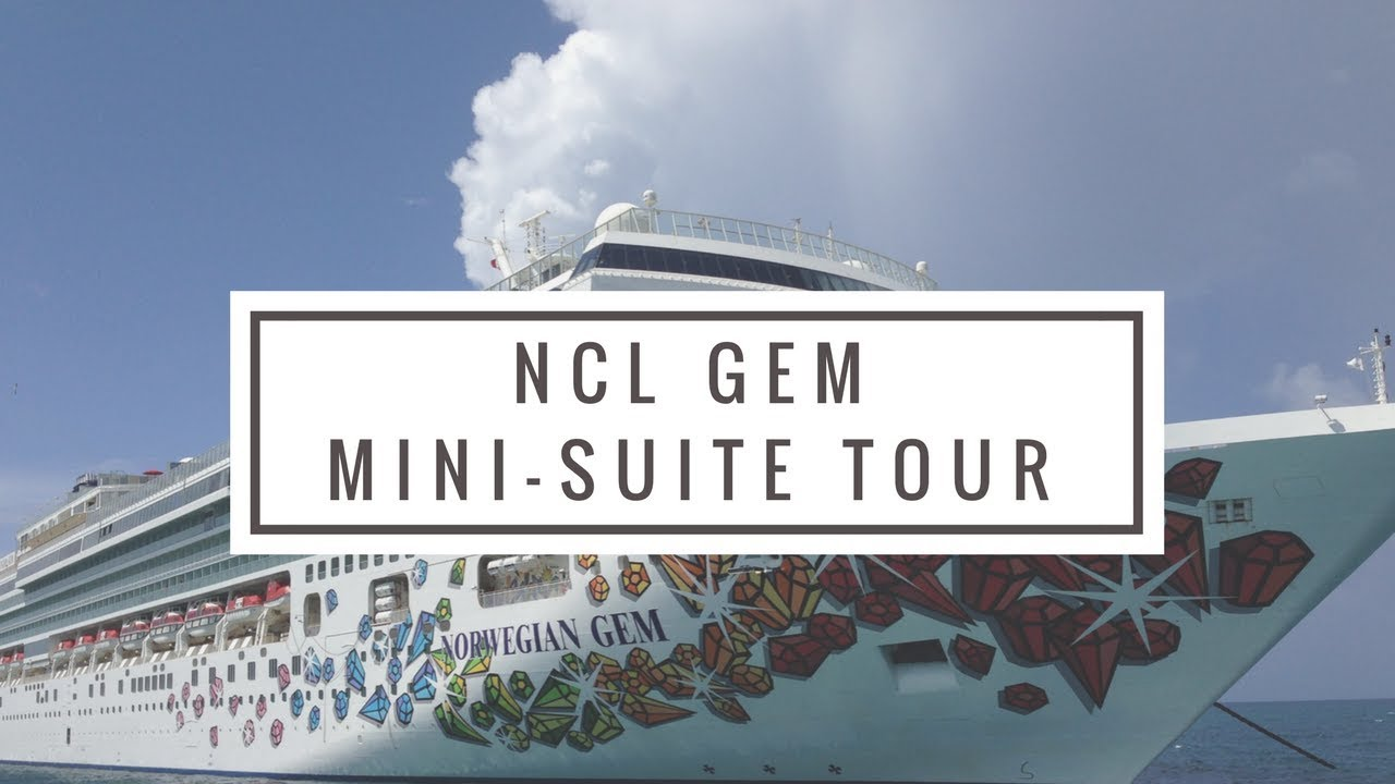 Ncl gem mini suite with balcony tour 11526 youtube for Balcony translate