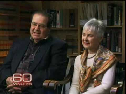Justice Scalia On Life Part 2