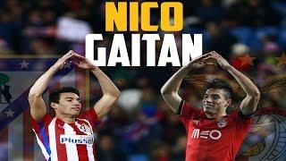 Nicolás Gaitán | SL Benfica & Atlético Madrid (2010 - 2017)