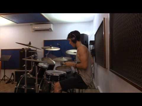 Asking Alexandria - Break Down The Walls [Drum Cover]