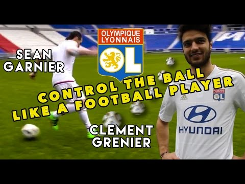 45cf23b972 TUTO   Control the ball like a football player !! feat CLEMENT GRENIER +  GIVEAWAY. Séan Garnier
