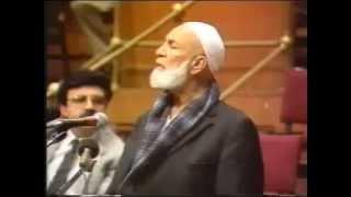 "Famous Christian Muslim debate ""Is Jesus God?""  Ahmed Deedat Vs Anis Shorrosh"