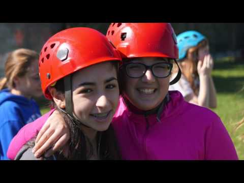 Hillel Day School of Boca Raton - Middle School at the Ropes Course 2016