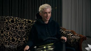 Troye Sivan interviewed on The Project NZ | Newshub