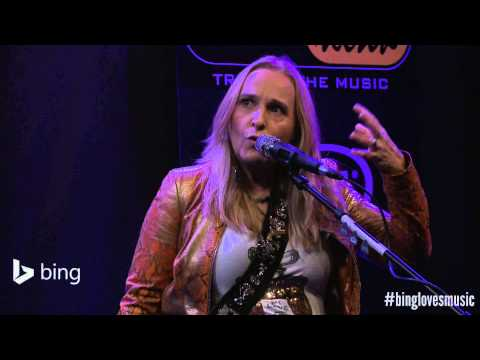 Melissa Etheridge - Interview (Bing Lounge)