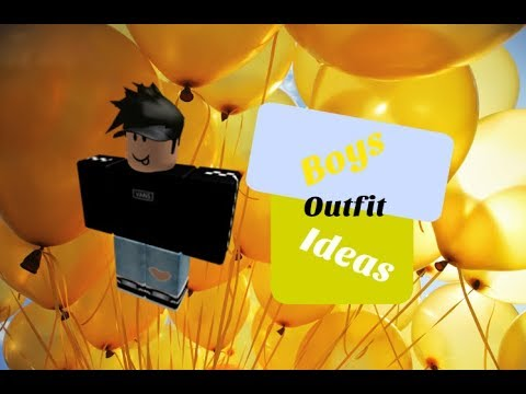 Boys Outfit Ideas (Codes)