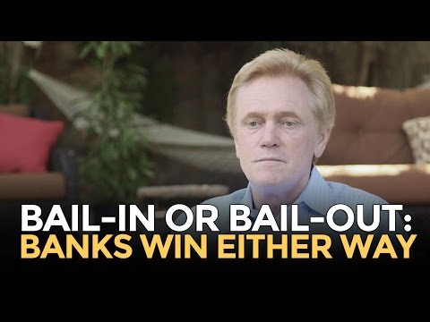 Bail ln Or Bail Out? What's The Difference? Mike Maloney