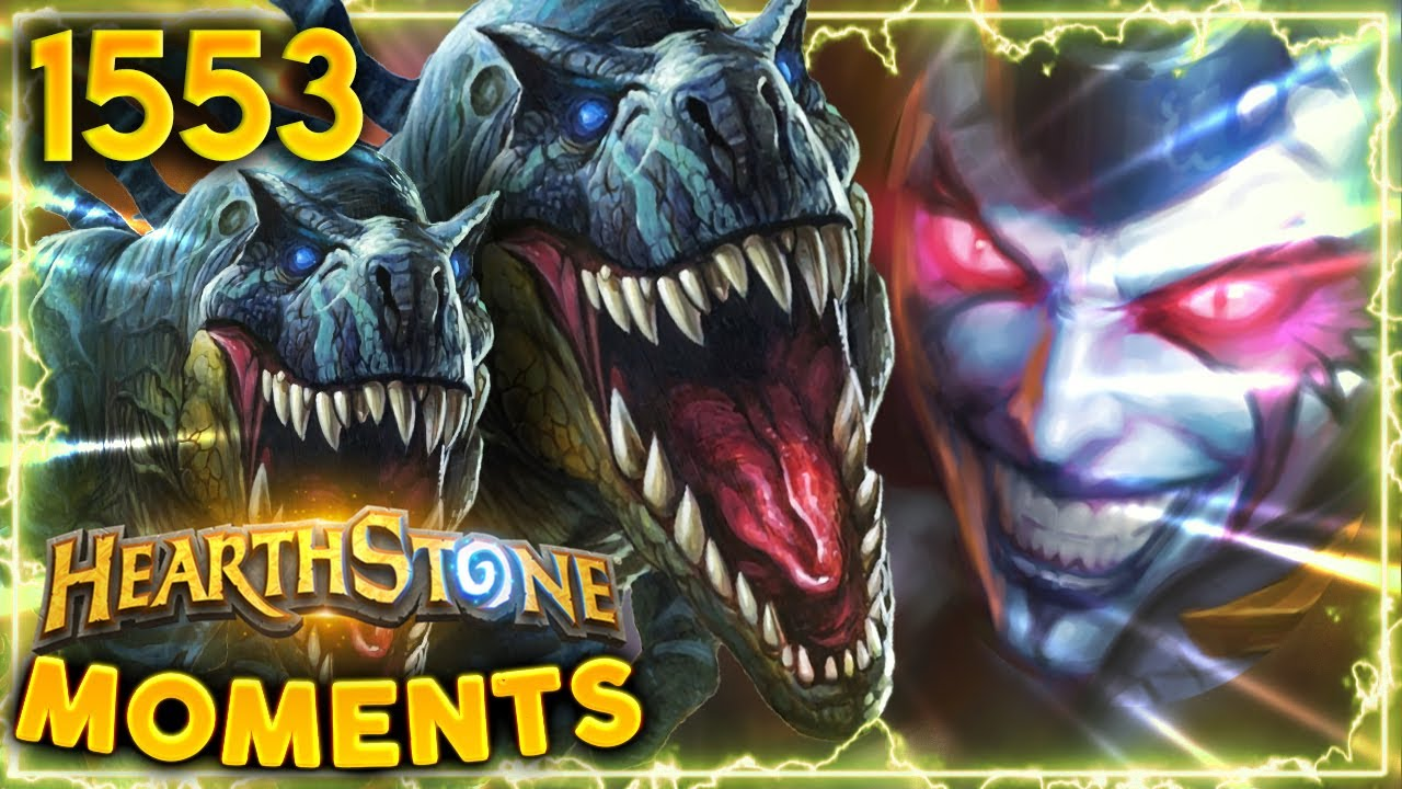 When The TWIN KINGS Show Up, IT'S OVER! | Hearthstone Daily Moments Ep.1553