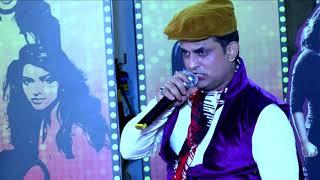 Jr Rajesh khanna aur Jr devanand karaoke track per nachte gate hue dhamal show