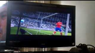 Pro Evolution Soccer 2012 PS2,PSP,Wii ( Gameplay ) HD