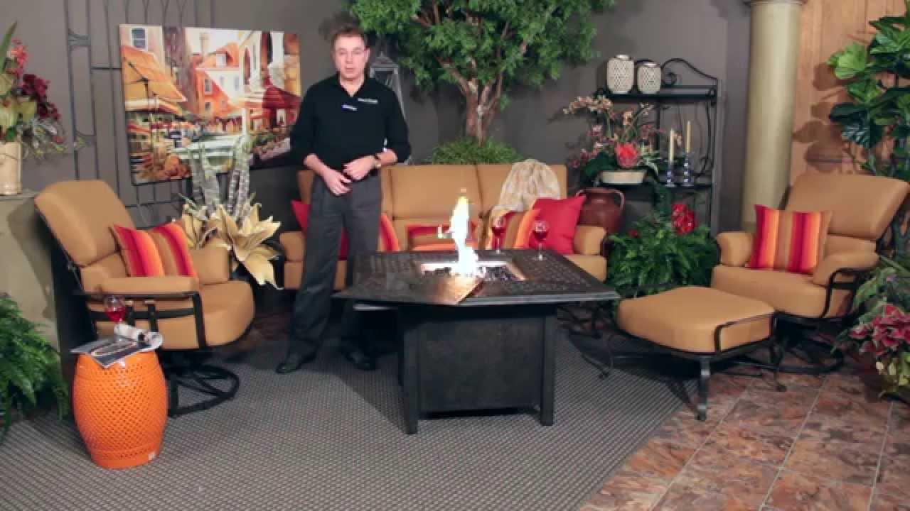 Woodard Atlas Patio Furniture Overview